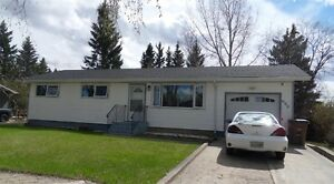 4 bedroom family home in great location in Melfort!