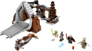LEGO Star Wars 75017 Duel on Geonosis [Assembled]