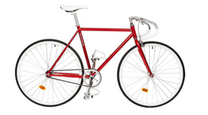 Small Single Speed Road Bike
