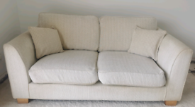 3 seater and 2 seater Sofas. Reversible, Machine Washable Covers