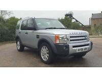 2008 58 LAND ROVER DISCOVERY 2.7 3 TDV6 SE 5D AUTO 188 BHP DIESEL