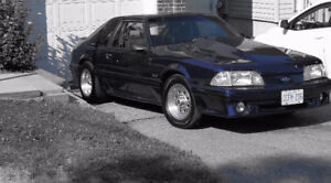 Mustang gt. Trade for el Camino or truck