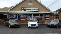 GRIMSBY AUTO ZONE -- NOW OPEN -- CHECK OUT OUR MONTHLY SPECIALS!