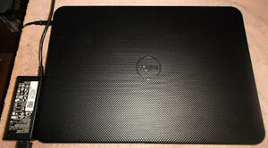 3 MONTH OLD DELL LAPTOP WITH WINDOWS 7 AND  WARRANTY