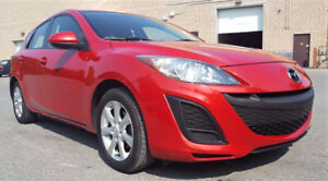 2011 Mazda 3 NO CREDIT CHECK REQUIRED! APPLY TODAY Carloan123.ca