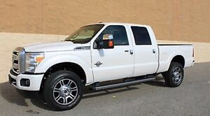 2015 F350 Super Duty Platinum