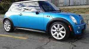 ***One Awesome Mini Cooper S ***