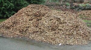 Free Woodchip Mulch Delivered