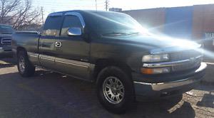 2000 Chevy Silverado 4.8L 2WD