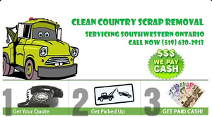 Highest cash paid for your scrap or unwanted cars and trucks