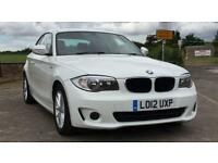 2012 12 BMW 1 SERIES 2.0 118D ES 2D 141 BHP DIESEL