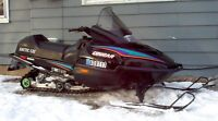 WANTED: electric start parts for 1995 Arctic cat cougar