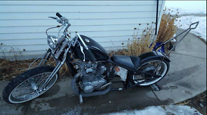 XS650 SPRINGER BOBBER FOR SALE THIS WEEK ONLY!