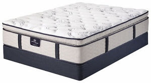 Floor Model Serta Queen Matthewson Mattress ONLY $499 TAX IN!