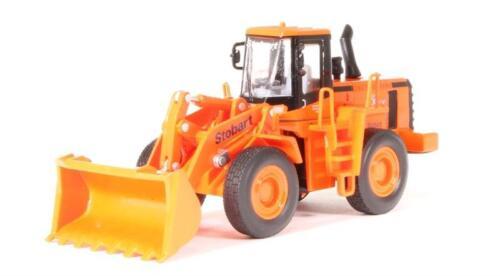 "Atlas OO/HO 4664103 Doosan Daewoo Mega 300-V WO54 Excavator - ""Stobart Rail"".New"