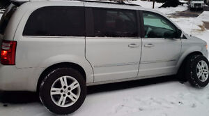 2010 Dodge Grand Caravan SXT, One Owner, maintained, loaded