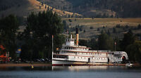 Student Position - Historical Site - SS Sicamous - Penticton