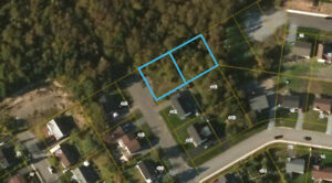 Double Lot Summit Drive, Saint John NB  E2J 3Y8