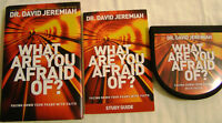 NEW: Dr. David Jeremiah - What Are You Afraid Of