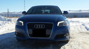 Audi A3 2.0T, 4dr, 6speed