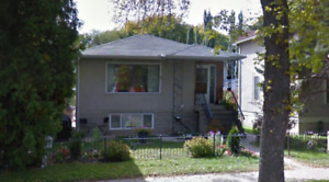 HOUSE FOR RENT (WHYTE AVE AREA)