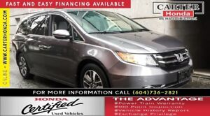 2016 Honda Odyssey Touring + CERTIFIED 7YR/160K + YEAR-END CLEAR