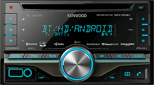 Kenwood DPX791BH DDIN Stereo