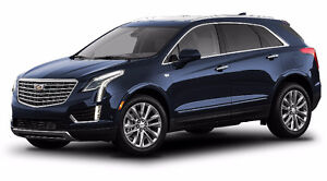 Lease Takeover Cadillac XT5 2017 $682(including taxes) - $682