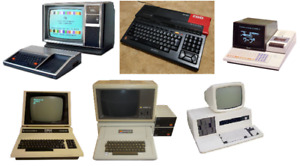 Want to Buy - Interested in Vintage Computers (70s and 80s)