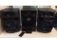 Mini HiFi Sound System