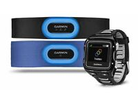 NEW 2016 GARMIN Forerunner 920XT Sports Watch Tri BUNDLE, Black/Silver