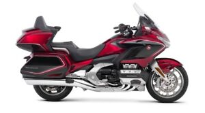 ALL NEW 2018 GOLDWING'S