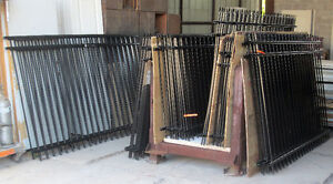 New Surplus Ornamental Gates and Fence Panels