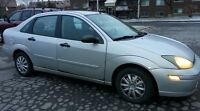 2003 Ford Focus SE Berline 1900$ négo