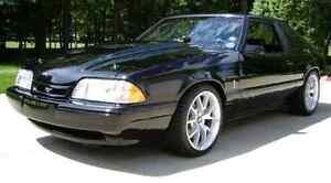 Wanted 1986 to 1993 Mustang