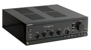 Sony TA-A400 Integrated Amplifier - parts or repair