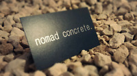 Nomad Concrete - Book now for all your concrete needs!