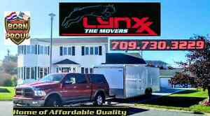 Residential Moving. Your reliable source ::  LYNX St. John's Newfoundland image 1