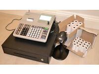 Casio SE-S400 Cash Register+ Barcode Scanner