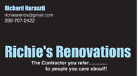 35 Years Experience General Contractor - Residential Specialist