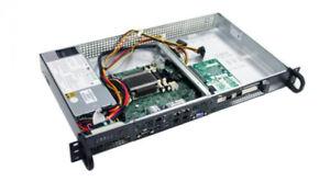 Supermicro A1SRi-2558F and 1U case. Perfect device for PFsense!