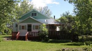 Steep Rock Manitoba Cottage Rental