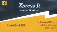 Express-It Delivery, Looking for Drivers