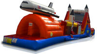 Bouncy Castles, Waterslides, Sports Activities, Carnival Games