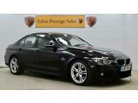 2017 BMW 3 Series 3.0 330D M SPORT 4d 255 BHP Auto Saloon Diesel Automatic