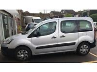 2012 62 CITROEN BERLINGO MULTISPACE 1.6 VTI VT 5D 96 BHP
