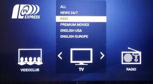 IPTV Express 4K - 3 MONTHS SUB