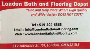 12mm Laminate Flooring starting from $1.39 sqft London Ontario image 5