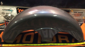 Harley Davidson Touring Front Fender by Russ Wernimont Designs
