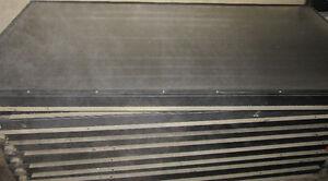 Chauffe-eaux solaires ( panneaux 4 pieds x 8 pieds )